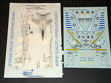 Superscale Decals 48753 1/48 F-15A de las Águilas 5th FIS Co & 48th FIS Co