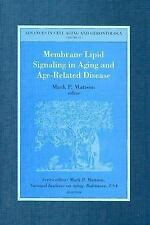 Membrane Lipid Signaling in Aging and Age-Related Disease, Volume 12 (Advances i