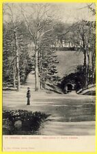 cpa 31 - REVEL (Hte Garonne) SAINT FERRÉOL Parc Digue et Voute d' Enfer DOS 1900