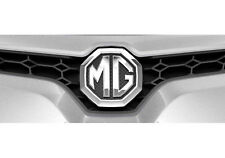 Mg3 Grille Bonnet A4 Metal Sign Aluminium