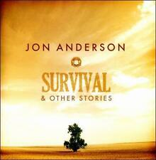 Survival & Other Stories by Jon Anderson *New CD*
