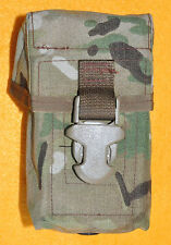 Mag Pouch Double US Army Crye Mullticam Designated Marksman 308 7.62 20 rd mags