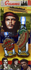 """CUBAN ART**CHE**ORIGINAL COLLAGE 10X23""""APPROXIMATELY"""