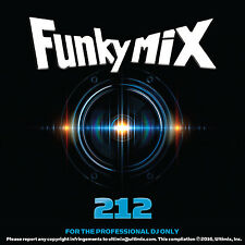 Funkymix 212 CD  Gnash Zara Larsson Dev The Weeknd Fifth Harmony Sia Yfn Lucci