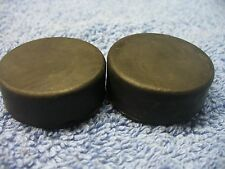 suzuki tc125 1974-75  tank mount rubber pads   original   #4201