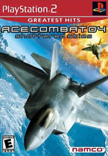 Ace Combat 4: Shattered Skies Greatest Hits (Sony PlayStation 2, 2001)