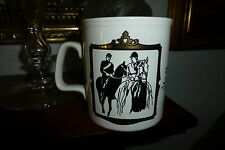 Collectable mug - HRH Princess Anne and CPT Mark Phillips