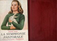 La symphonie pastorale / André GIDE // Collection Pourpre // Michèle MORGAN