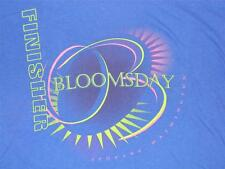 Cool! Spokane 2003 BLOOMSDAY RUN Finisher's T-Shirt Colbalt Cotton Unisex Sz Med