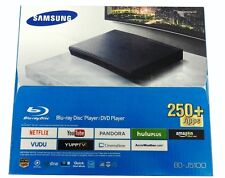 Samsung BD-J5100 Blu-Ray + DVD Disc Player - Built-In LAN (In Retail Box)