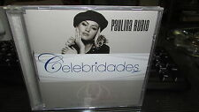 PAULINA RUBIO CELEBRIDADES CD NEW SEALED UN DISCO DE COLECCION