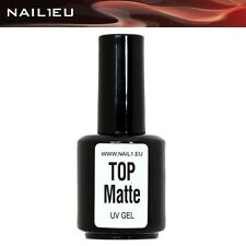 Versiegelungsgel PROFILINE TOP Matte 15ml/ Versieglergel Glanzgel Finishgel