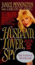 Husband, Lover, Spy, De Abreu, Carlos, Pennington, Janice, Good Book