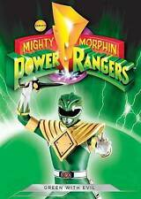 Mighty Morphin Power Rangers: Green with Evil New DVD