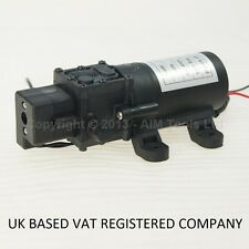 151106 DC12V Multi Purpose Car Van Self-priming Diaphragm Water Pump 0.45Mpa
