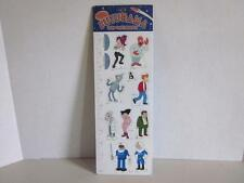 Dark Horse FUTURAMA 2001 POP-OUT CHARaCTERs CLASSIC Collector's Set