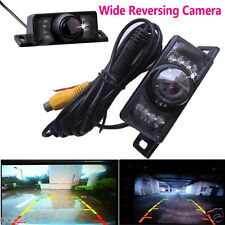 Waterproof Night Vision Parking Car Rear View Wide Angle LED Reversing Camera