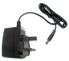CASIO LK-210 POWER SUPPLY REPLACEMENT ADAPTER UK 9V