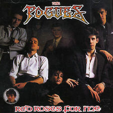 Red Roses for Me [Bonus Tracks] [Remaster] by The Pogues (CD, Dec-2004,...