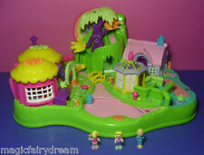 Polly Pocket Mini ♥ Märchenwald ♥ Magical Movin Fairyland ♥ 100% Complete ♥1997♥