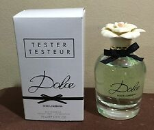 Treehousecollections: Dolce By Dolce & Gabbana  EDP Tester Perfume Women 75ML
