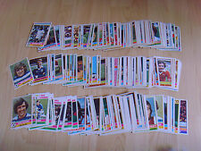 football cards topps red backs 1977 6 individual cards - you choose