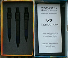 New Crozier V2 Drone Reeds for pipes highland bagpipe