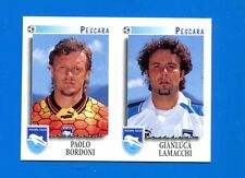 CALCIATORI PANINI 1997-98 Figurina-Sticker n. 520 - BORDONI-LAMACCHI PESCARA-New