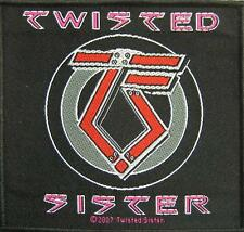 TWISTED SISTER PATCH / AUFNÄHER # 5