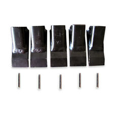 H&L Style 5 Pack 5-2A Dirt Bucket Digging Teeth/Bucket Tooth & 5 2AP Roll Pins