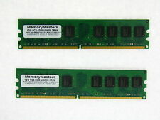 2GB (2 x 1GB) PC2-5300 Memory for Dell Optiplex GX280 GX520 GX620 DDR2 RAM