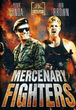 Mercenary Fighters (2011, DVD NIEUW) DVD-R