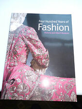 Four Hundred Years of Fashion [Paperback] V & A