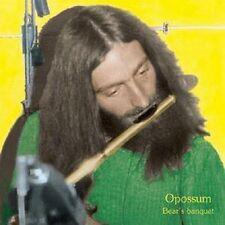 OPOSSUM: Bear's banquet (1974); pre-MORPHEUS; unrel. recordings; laid-back instr