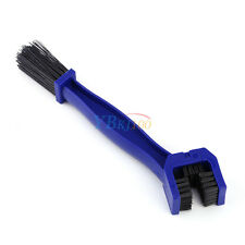 Motorcycle Bike Chain Cleaner Cleaning Brush Cycle Brake Dirt Remover Tool