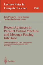Recent Advances in Parallel Virtual Machine and Message Passing Interface: 6th E