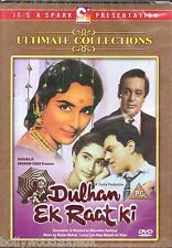DULHAN EK RAAT KI - DHARMENDRA - NUTAN - NEW BOLLYWOOD DVD - FREE UK POST