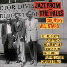 Jazz From The Hills: Country All Stars  (CD, Oct-1993, Bear Family Records)