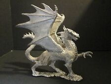Reaper Miniature 02539 Silver Dragon Dungeons and Dragons Ral partha