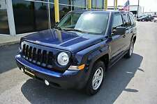Jeep: Patriot 4WD Sport