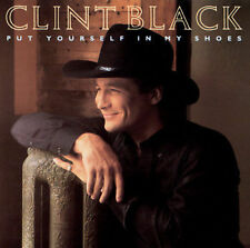 Put Yourself in My Shoes by Clint Black (CD, 1990, RCA)