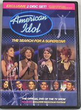 American Idol: The Search for a Superstar (DVD, 2004,