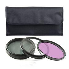 52mm UV Filter & CPL Polfilter Zirkular & FLD für 52 mm Einschraubanschluss◀
