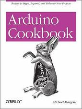 Arduino Cookbook by Nicholas Robert Weldin and Michael Margolis (2011,...