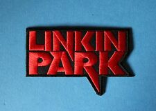 `LINKIN PARK` SEW OR IRON ON PATCH
