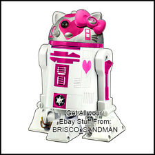 Fridge Fun Refrigerator Magnet STAR WARS: HELLO KITTY R2-D2 Version A Die-Cut