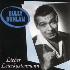 Bully Buhlan Lieber Leierkastenmann / Bear Family Records CD 1992