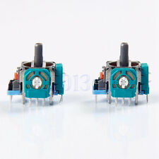 2X Analog Controller Part Replacement 3D Joystick for PS4 Wireless Controller HW