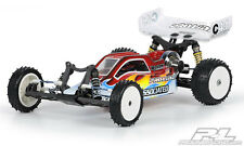 PRO-LINE 3382-00 1:10 2012 Bulldog Clear Untainted body - CML C4.1