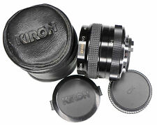 Kiron 24mm f2 Contax mount  #20200068